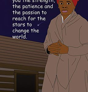 Harriet Tubman Bookmark