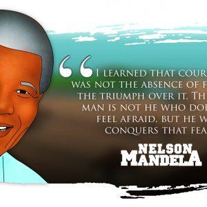 Nelson Mandela Mug