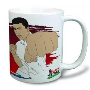 Muhammad Ali Mug