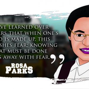 Rosa Parks Mug