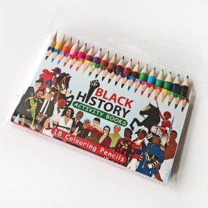 Colouring pencils – Mini