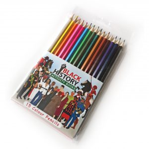 Colouring pencils – Standard